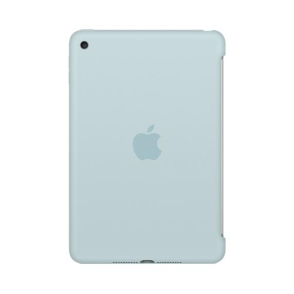 Apple iPad mini 4 Silicone Case Turquoise, MLD72ZM/A