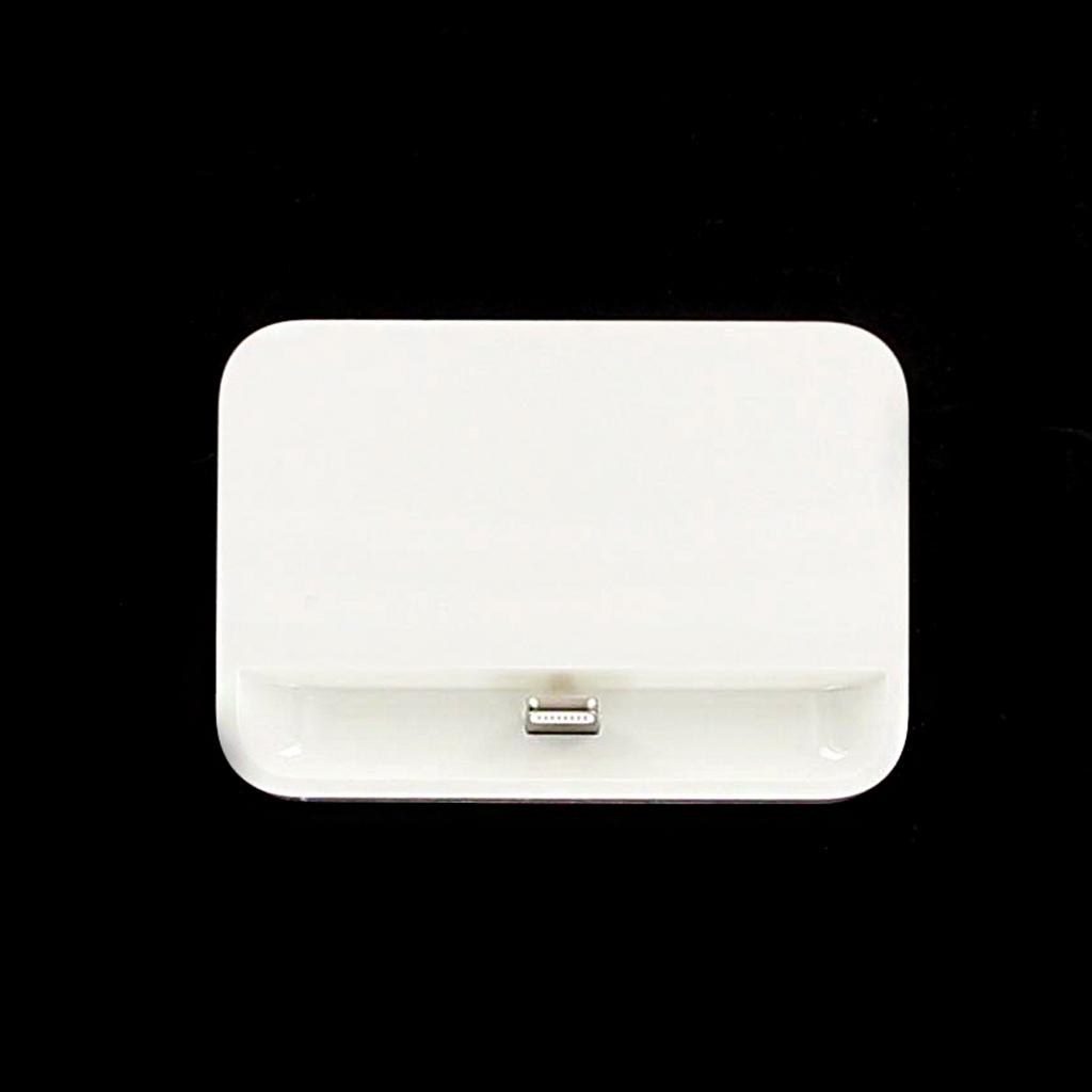 Dokovací stanice MF030ZM Original pro Apple iPhone 5/5S bílá