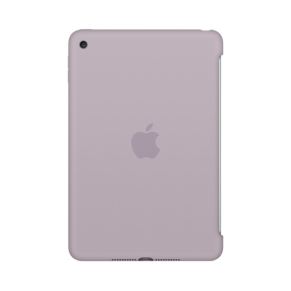 Apple iPad mini 4 Silicone Case Lavender, MLD62ZM/A