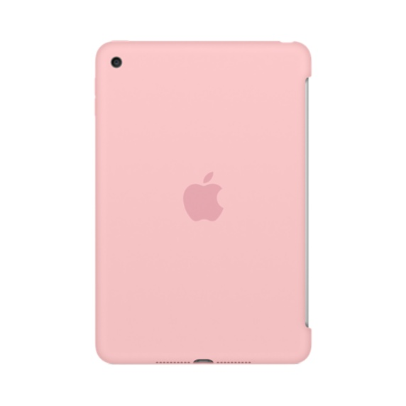 Apple iPad mini 4 Silicone Case Pink, MLD52ZM/A