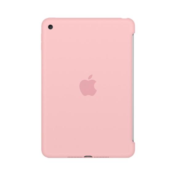 Apple iPad mini 4 Silicone Case Pink, MLD52ZM/A
