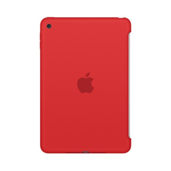 Apple iPad mini 4 Silicone Case Red, MKLN2ZM/A