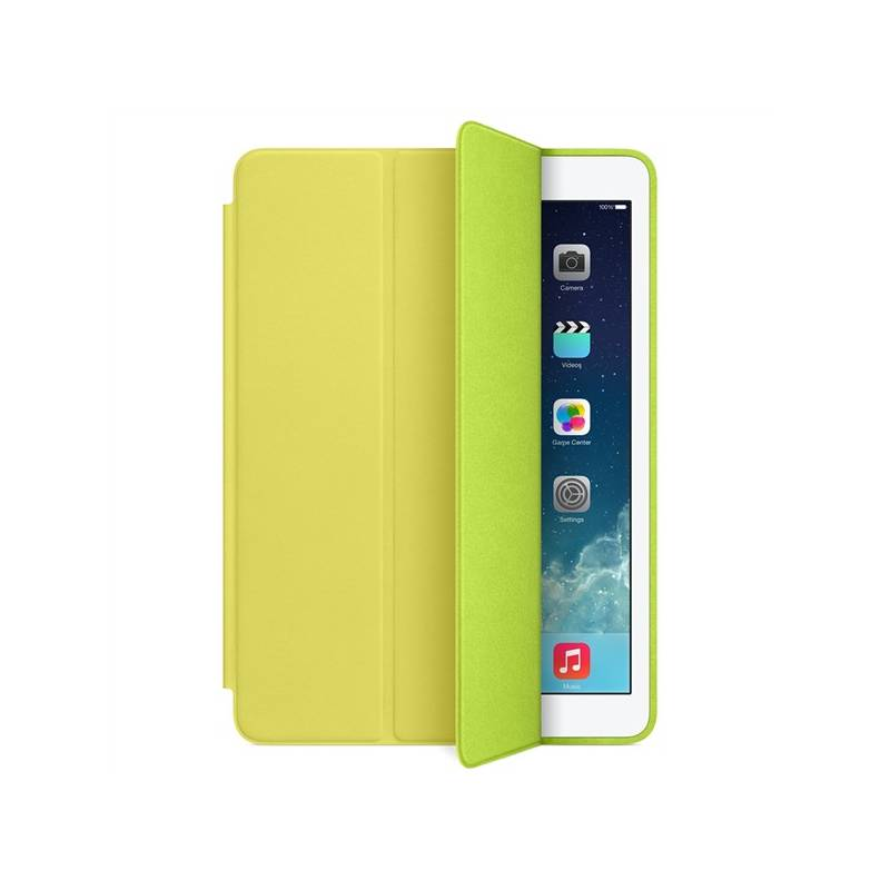 Pouzdro na tablet iPad mini Smart Case žluté