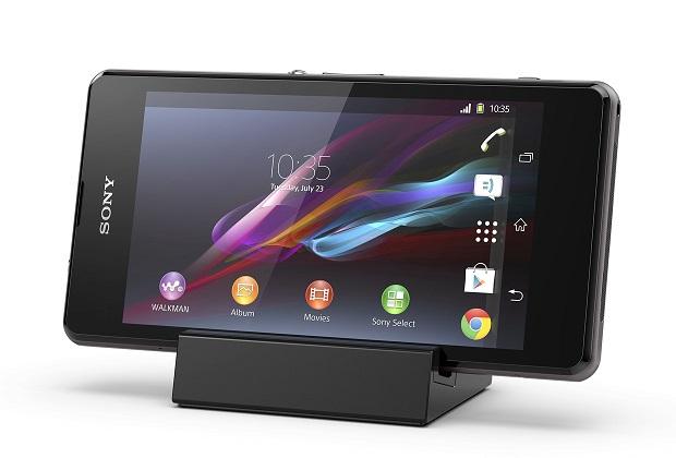 Dokovací stanice DK32 pro Sony Xperia Z1 Compact černá (bulk)