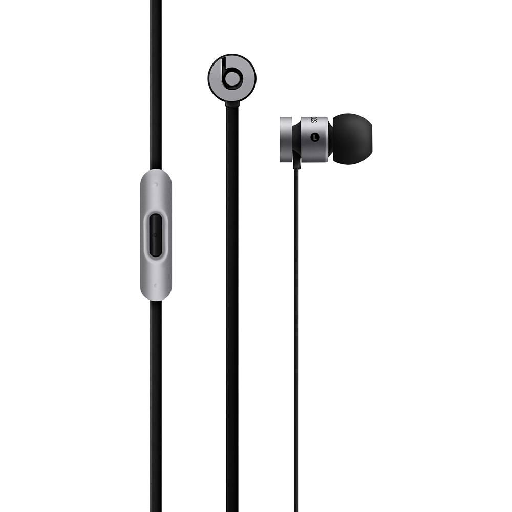Apple Beats by Dr. Dre urBeats In-Ear Headphones - Space Gray, MK9W2ZM/A