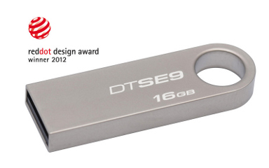 Flash disk Kingston 16GB USB 2.0 DataTraveler SE9
