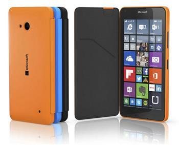 Originální pouzdro na Microsoft Lumia 640 CC-3089 oranžové