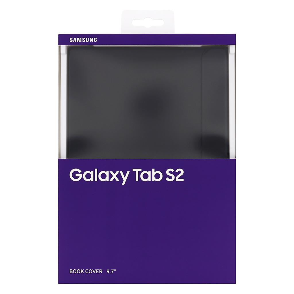 """Originální pouzdro pro Samsung Galaxy Tab S2 9.7"""" EF-BT810PBE černé (EU Blister)"""