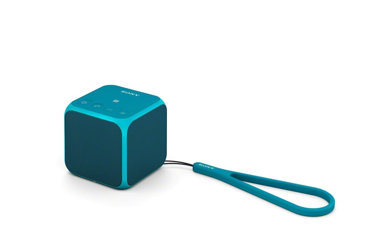 Bezdrátový reproduktor Sony SRS-X11 ,BT,NFC, modrý