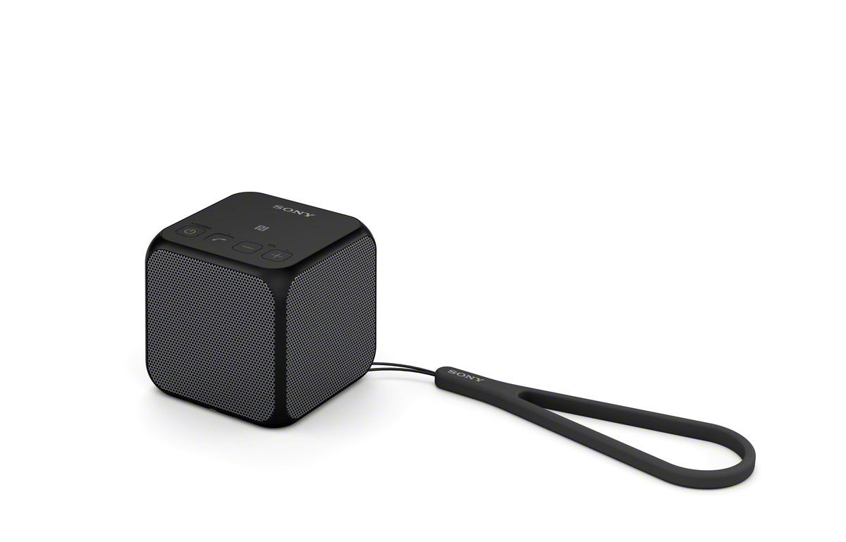 Bezdrátový reproduktor Sony SRS-X11 BT,NFC černý