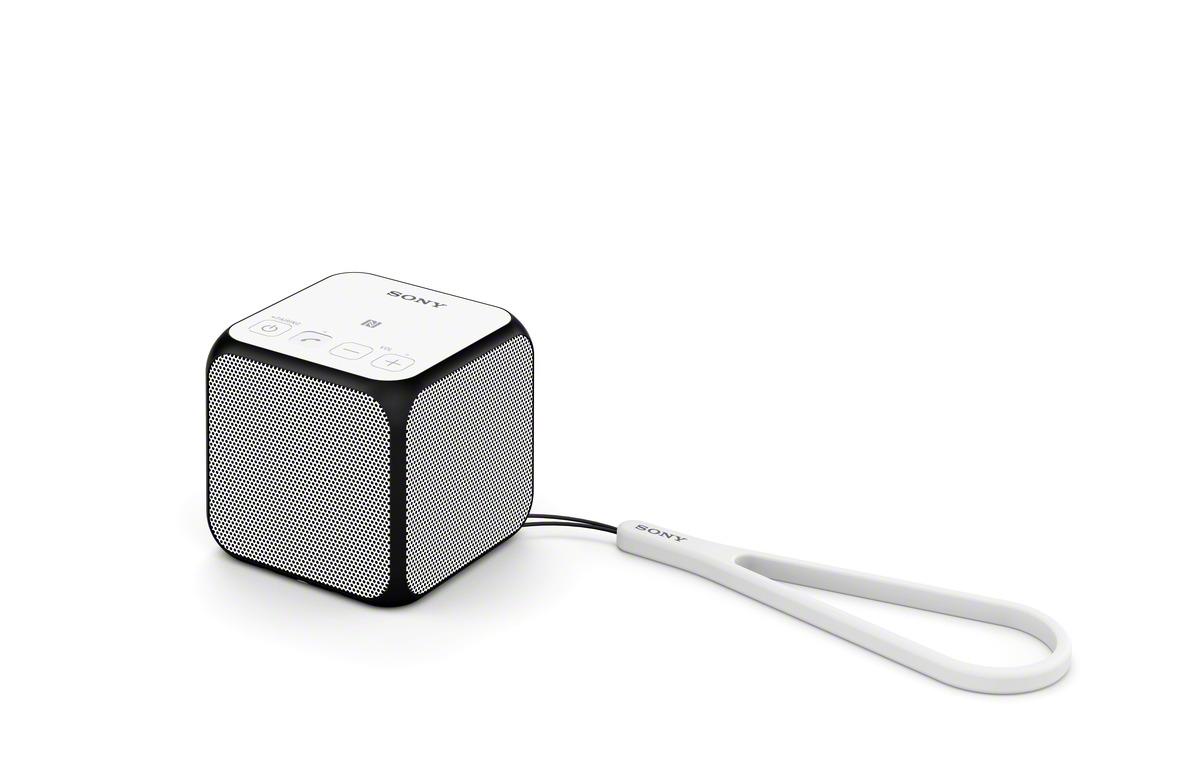 Bezdrátový reproduktor Sony SRS-X11 BT,NFC bílý