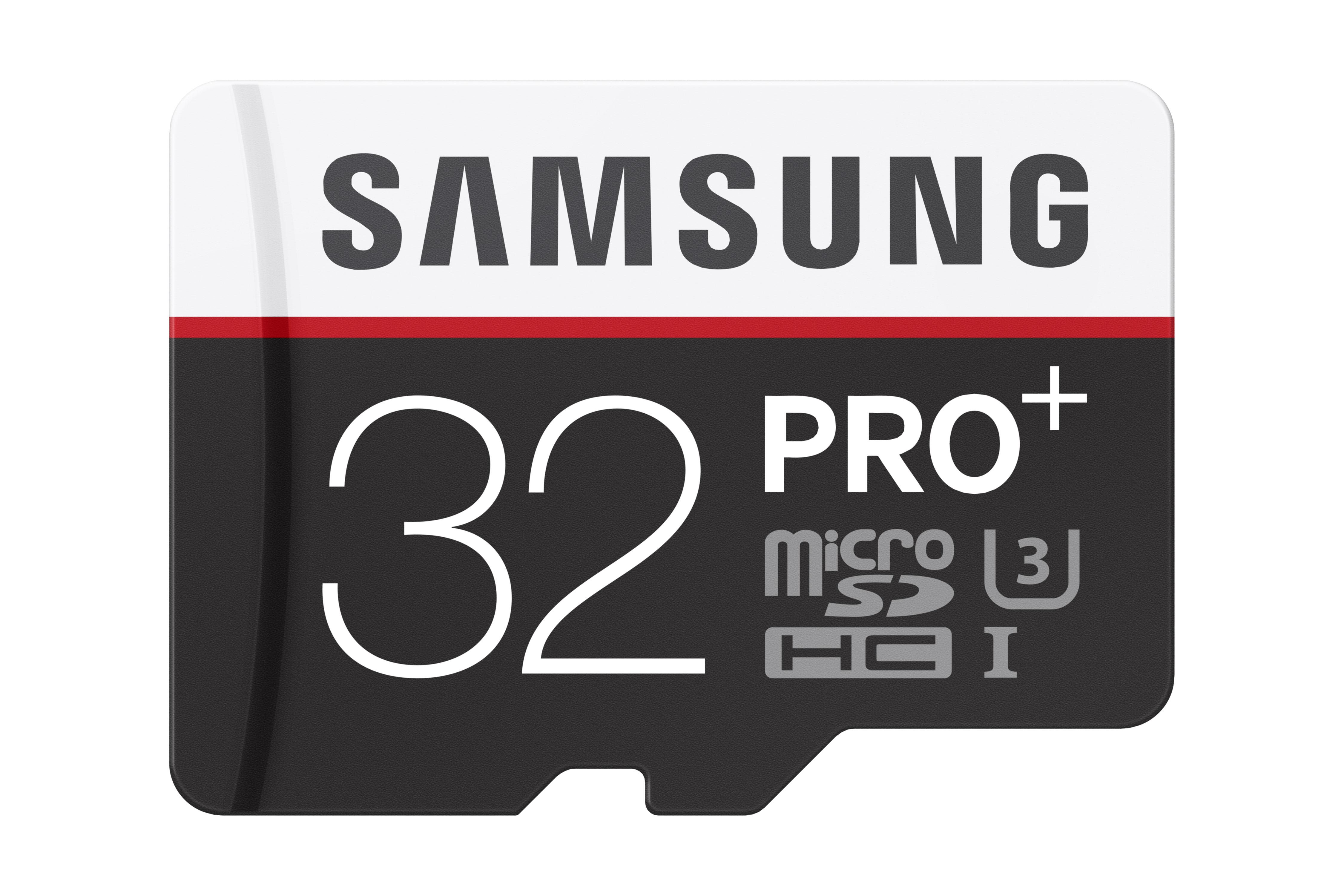 Paměťová karta Samsung 32GB Micro SDHC class10, 95MB/s s adaptérem