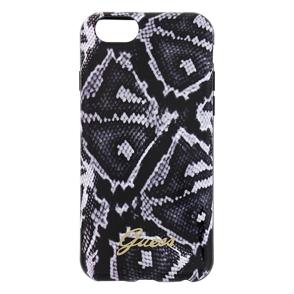 Zadní kryt na mobil iPhone 6/6S Guess Animalier GUHCP6PYBK černé