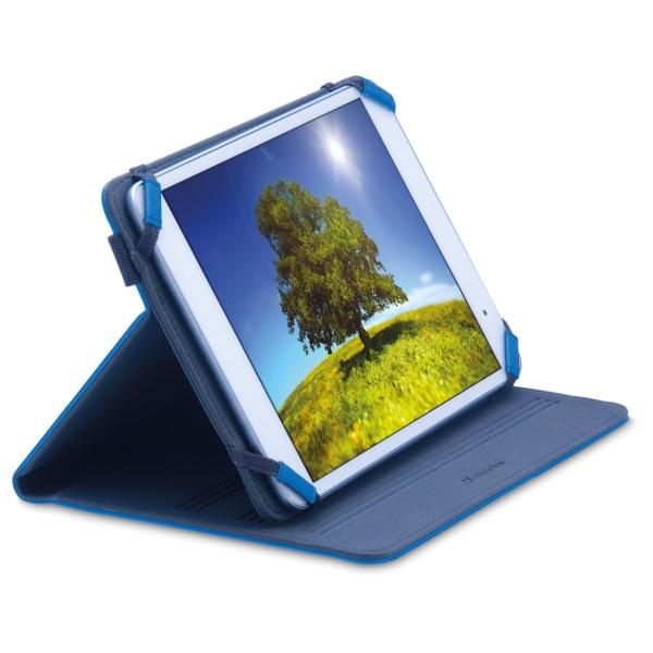 """Pouzdro pro tablety do 10,1"""" CellularLine Vision, modré"""