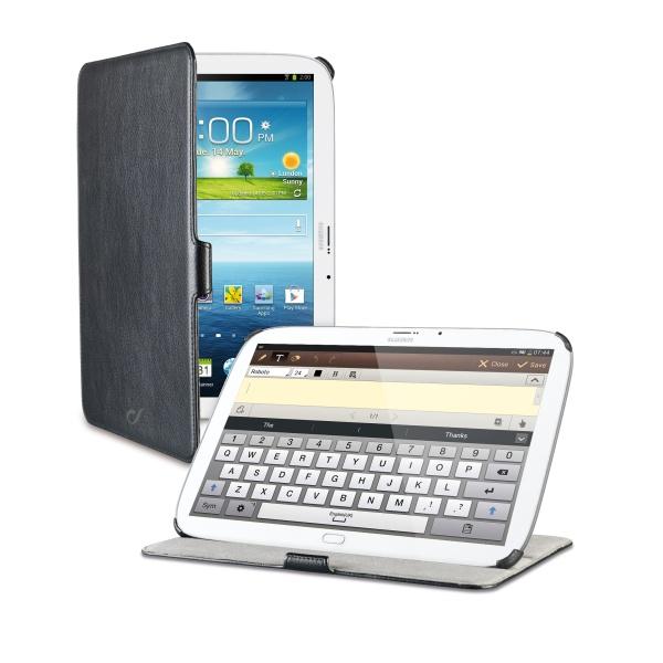 Pouzdro na Samsung Galaxy Tab 3 10.1 CellularLine Folio černé