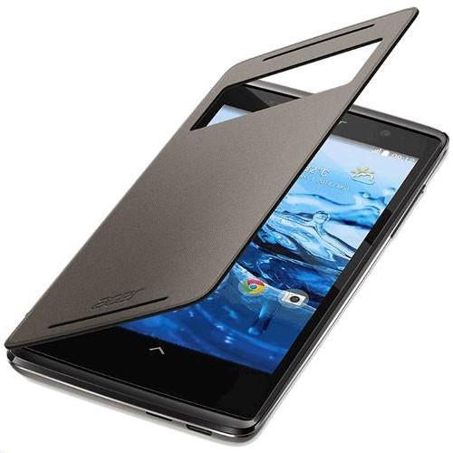 Pouzdro flip na Acer Liquid M220 černé