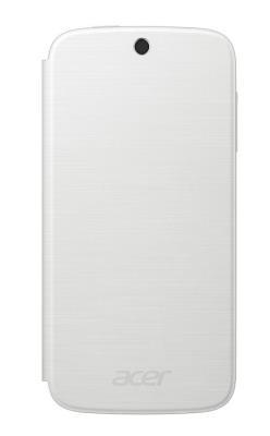 Pouzdro flip na Acer Liquid Z330 bílé