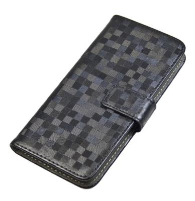 "Pouzdro flip BOOK BRILLI na Aligator S5050 (4,7""-5,2"") černé"