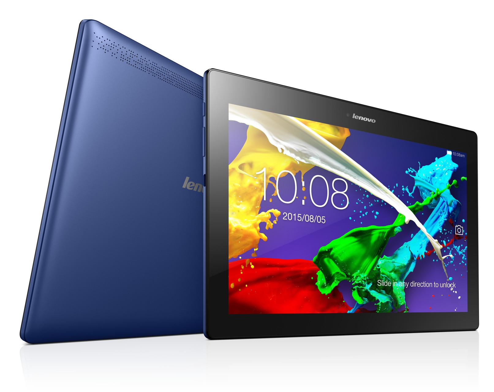 Lenovo Tab 2 A10-70 LTE ZA010012CZ Blue