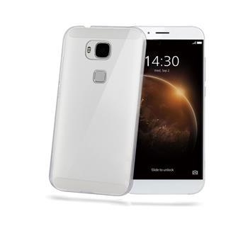 Silikonové pouzdro CELLY Gelskin na Huawei G8 bezbarvé