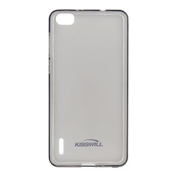Silikonové pouzdro Kisswill pro Samsung Galaxy S5 (G900), černé