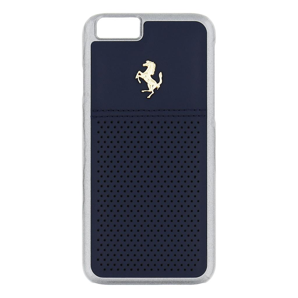 Zadní kryt Apple iPhone 6/6s FEGTBGHCP6BL Ferrari GTB modrý