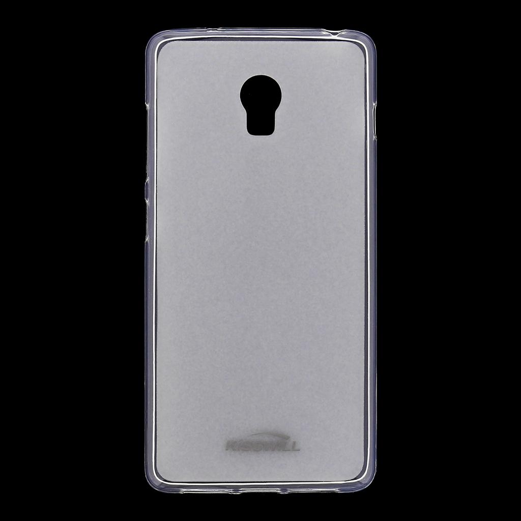 Silikonové pouzdro Kisswill pro Lenovo Vibe P1m čiré