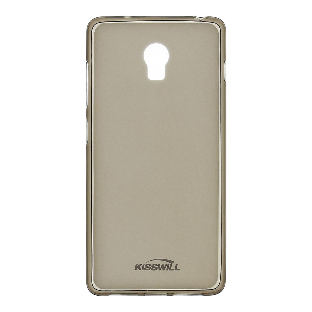 Silikonové pouzdro Kisswill pro Lenovo Vibe P1m black