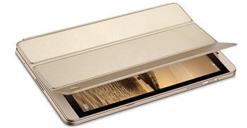Pouzdro Original Folio Huawei MediaPad M2 zlaté