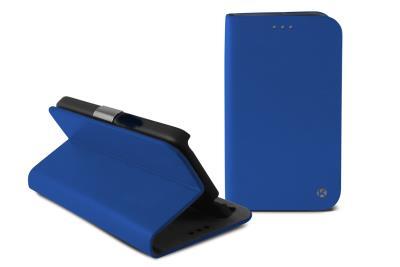 Pouzdro flip na Huawei G8 Ksix Folio modré