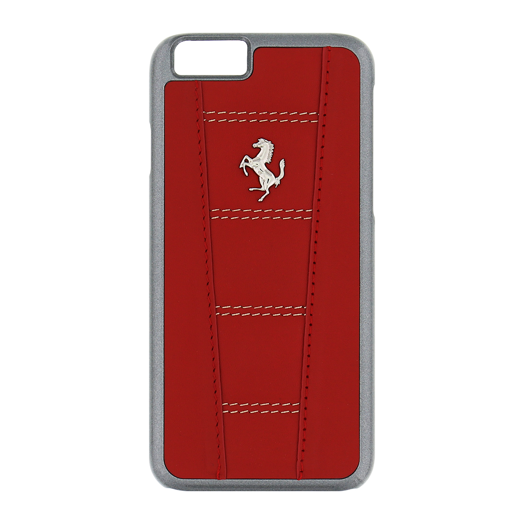 Zadní kryt Apple iPhone 6 Ferrari 458 FE458HCP6REB červený