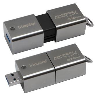 Flash disk Kingston 512GB USB 3.0 DT HyperX Predator(240MB/s)