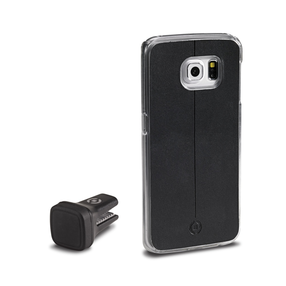Držák CELLY Smart Drive pro Samsung Galaxy S6 Edge