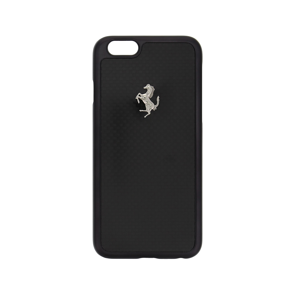 Zadní kryt Apple iPhone 6 FECBGUHCP6BL Ferrari GT černý