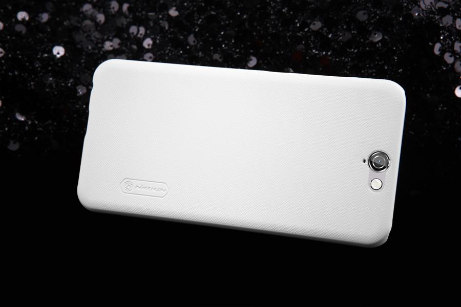 Zadní kryt pro HTC ONE A9, Nillkin Super Frosted bílý