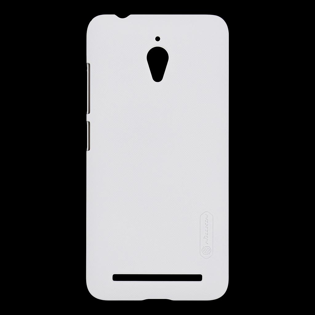 Zadní kryt pro Asus Zenfone Go ZC500TG, Nillkin Super Frosted bílý