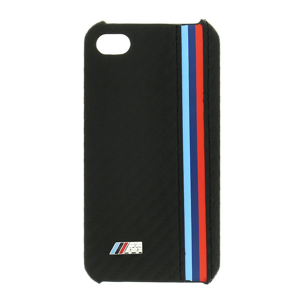 Zadní kryt BMW Hard Case M Edition pro iPhone 4/4S BMHCP4MC