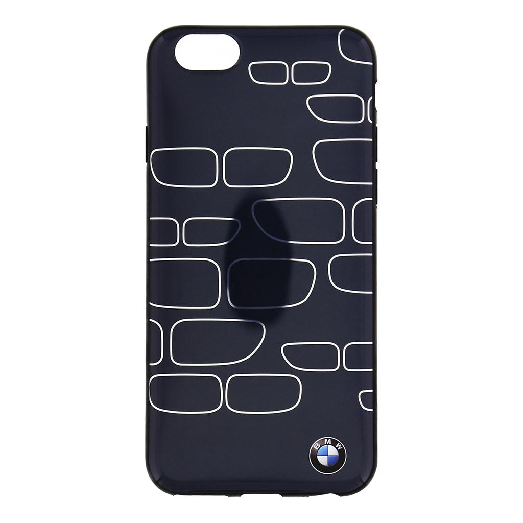 """Zadní kryt BMW Kidney Grey/Silver pro iPhone 6 4.7"""" BMHCP6KSBK šedo-stříbrné"""