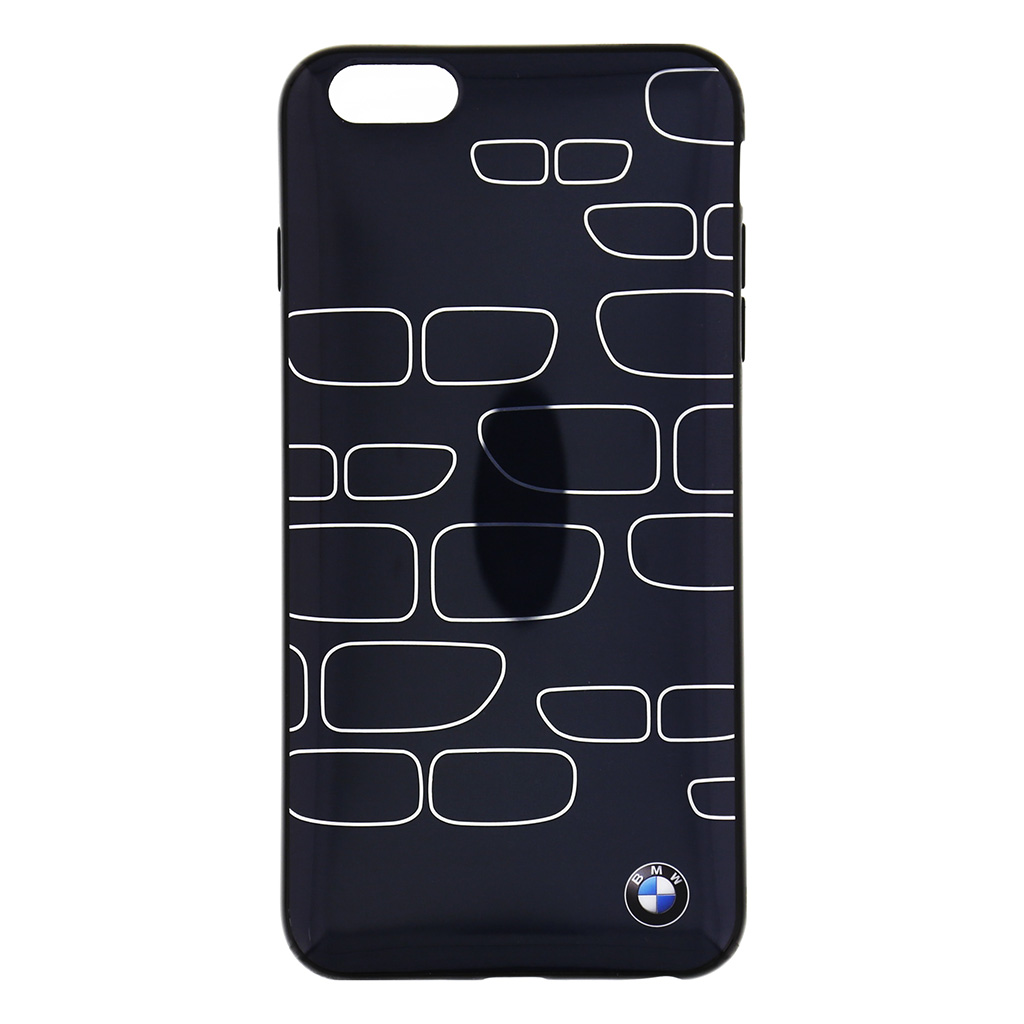 "Zadní kryt BMW Kidney pro iPhone 6 Plus 5.5"" BMHCP6LKSGR šedé"