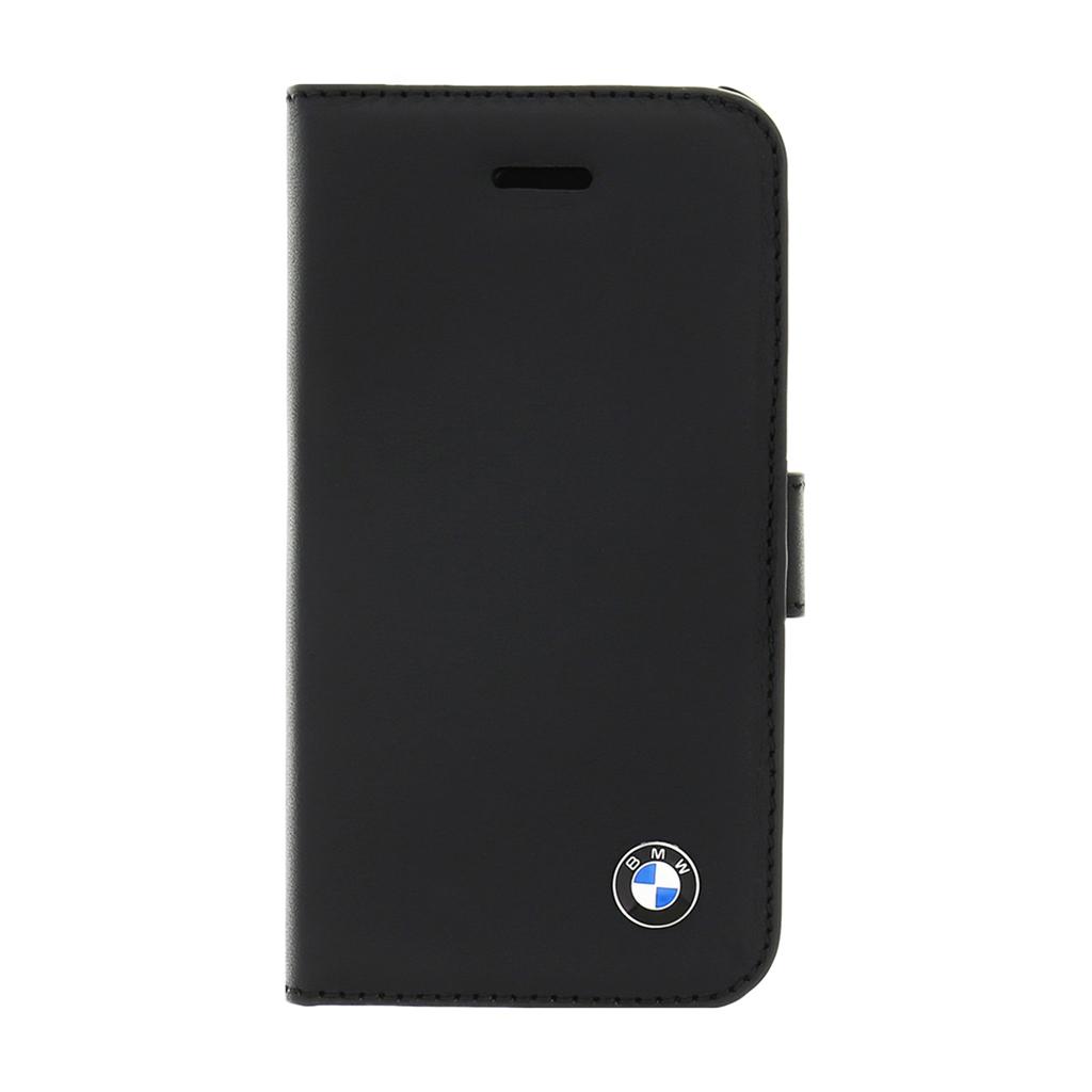 Pouzdro BMW Signature Folio pro iPhone 4/4S BMFLHP4LB černé