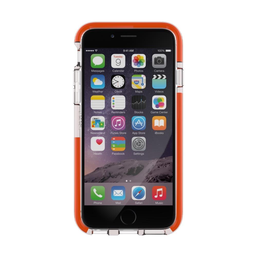Pouzdro Tech21 Classic Check pro Apple iPhone 6/6S čiré