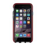 Zadní kryt Tech21 Evo Mesh na Apple iPhone 6/6S červenokouřový