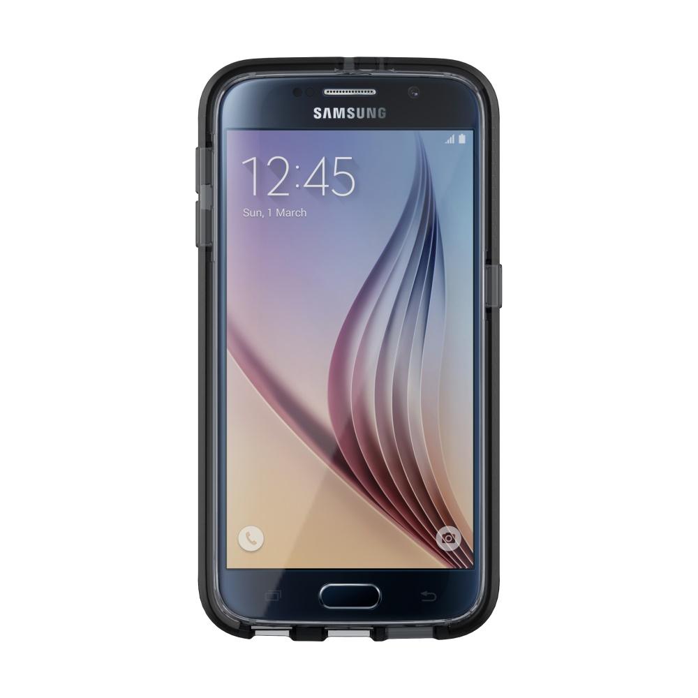 Zadní kryt Tech21 Evo Check na Samsung Galaxy S6 černý