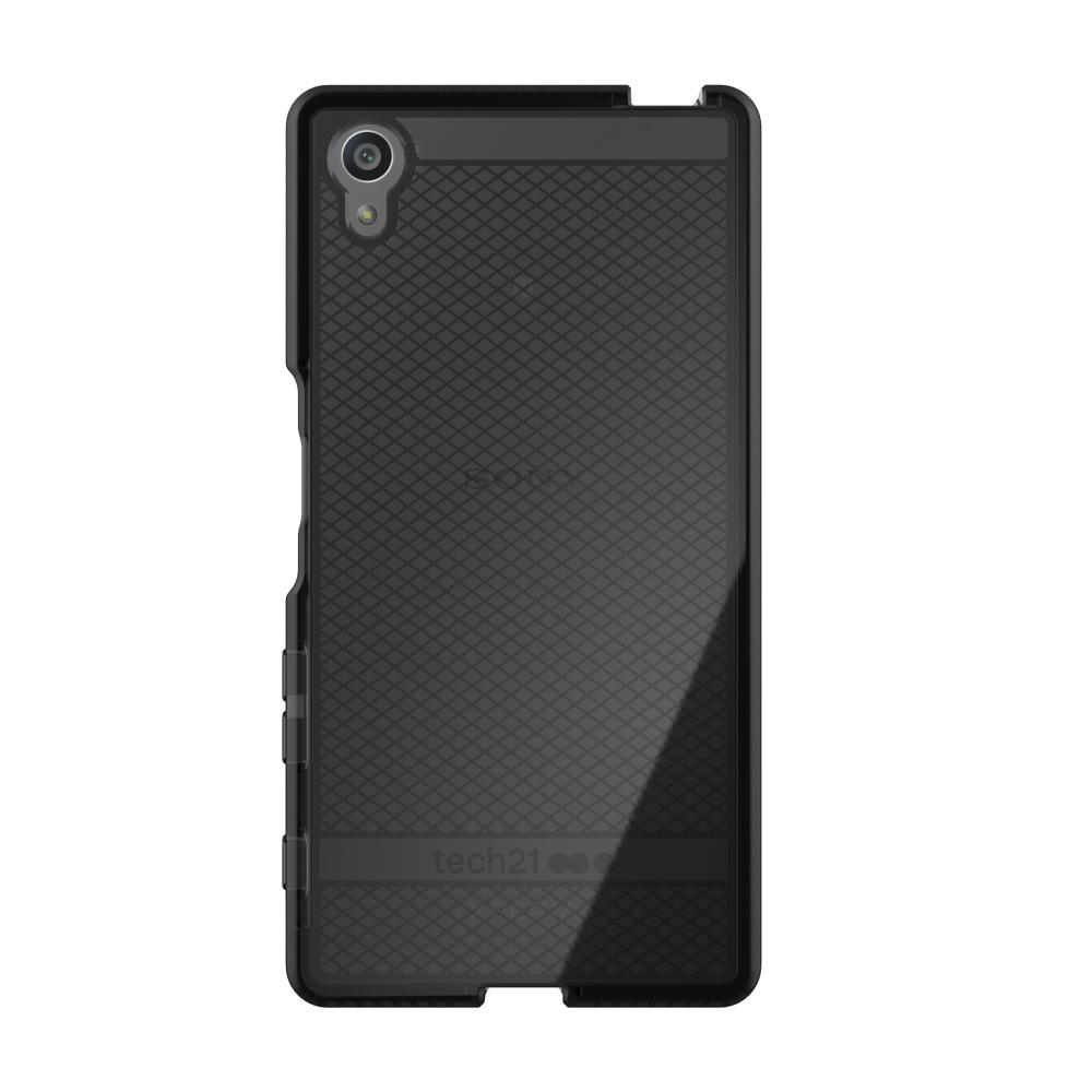 Zadní kryt Tech21 Evo Check na Sony Xperia Z5 černý