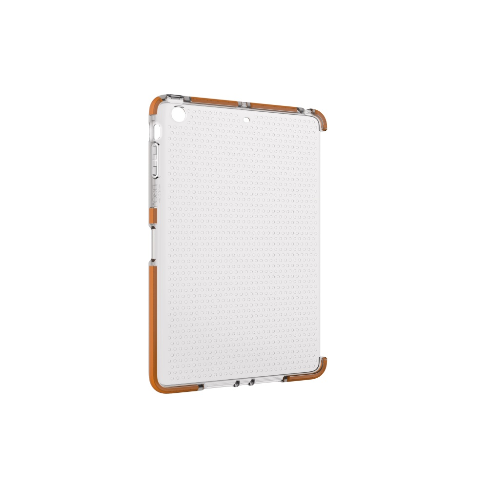 Pouzdro Tech21 Classic Mesh na Apple iPad mini 2/3, Transparent