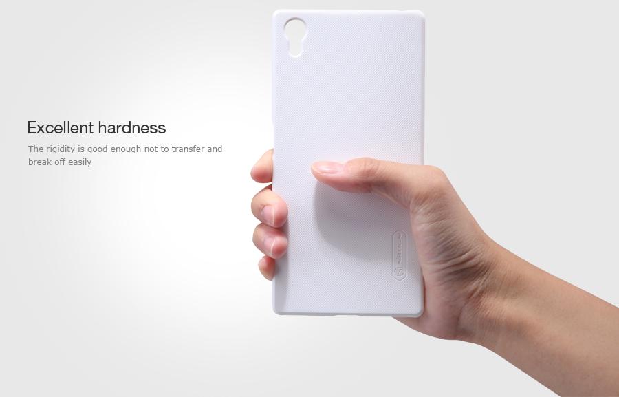 Zadní kryt pro Sony Xperia (E6653) Z5/Z5 Dual,Nillkin Super Frosted bílý