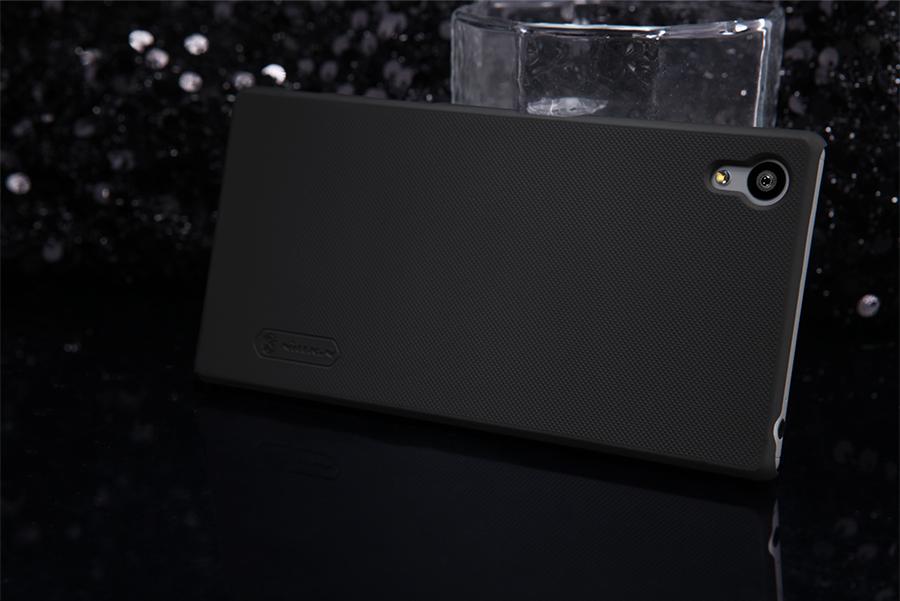 Zadní kryt pro Sony Xperia Z5 Compact (E5823), Nillkin Super Frosted zlatý