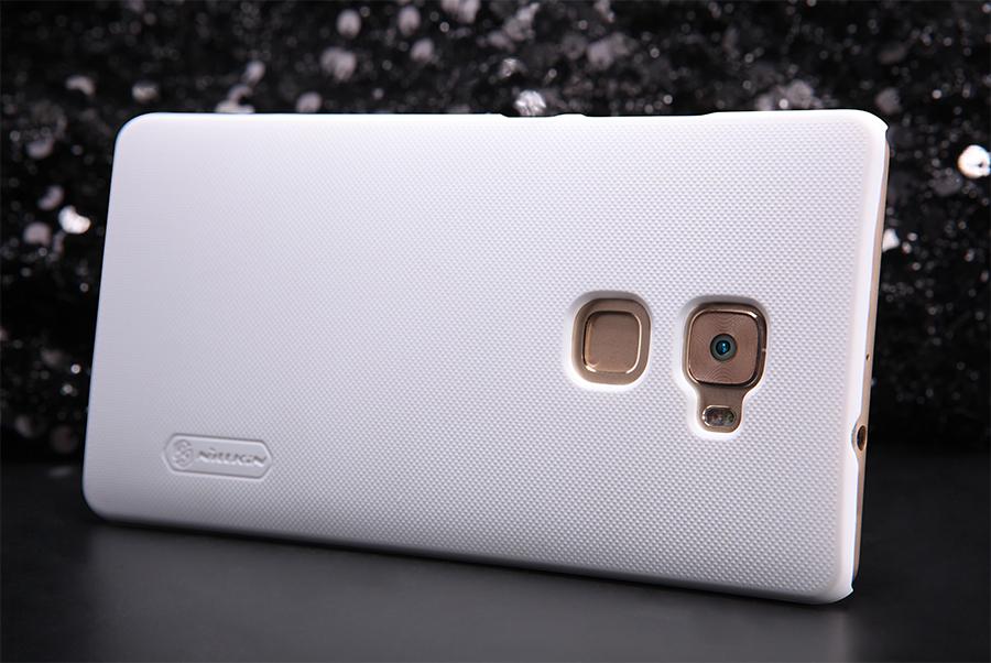 Zadní kryt pro Huawei Ascend Mate S, Nillkin Super Frosted bílý