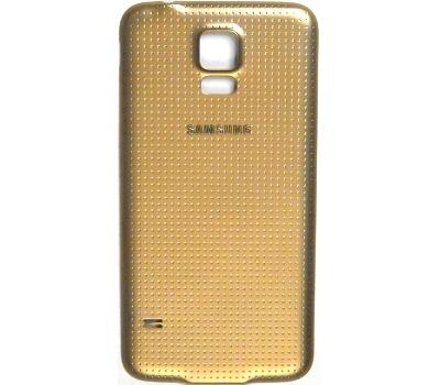 Zadní kryt baterie na Samsung Galaxy Alpha G850 zlatý