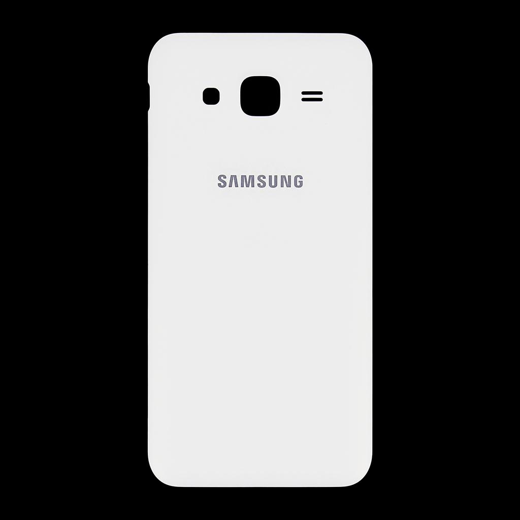 Zadní kryt baterie na Samsung Galaxy J5 bílý